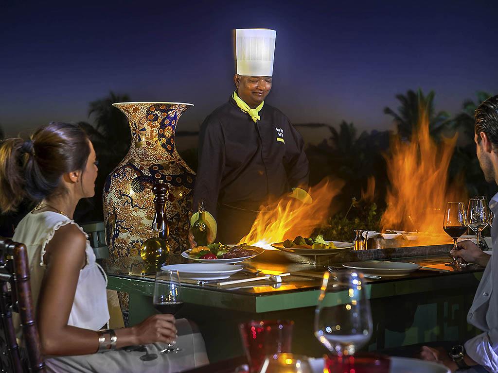 Luxury hotel FLIC EN FLAC – Sofitel Mauritius L'Impérial