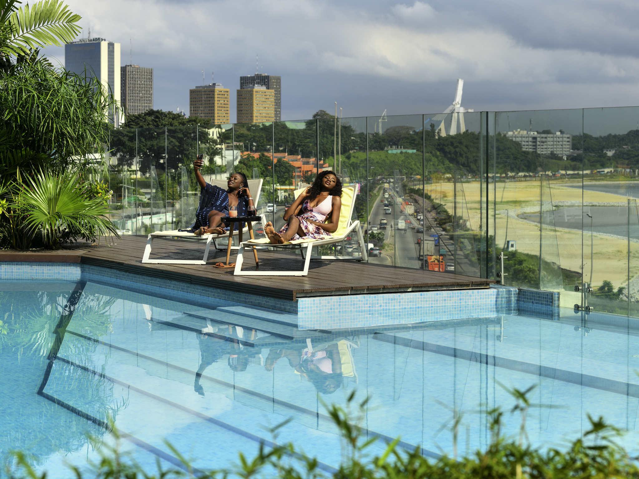 Hotel – Pullman Abidjan (cerrado por reformas)