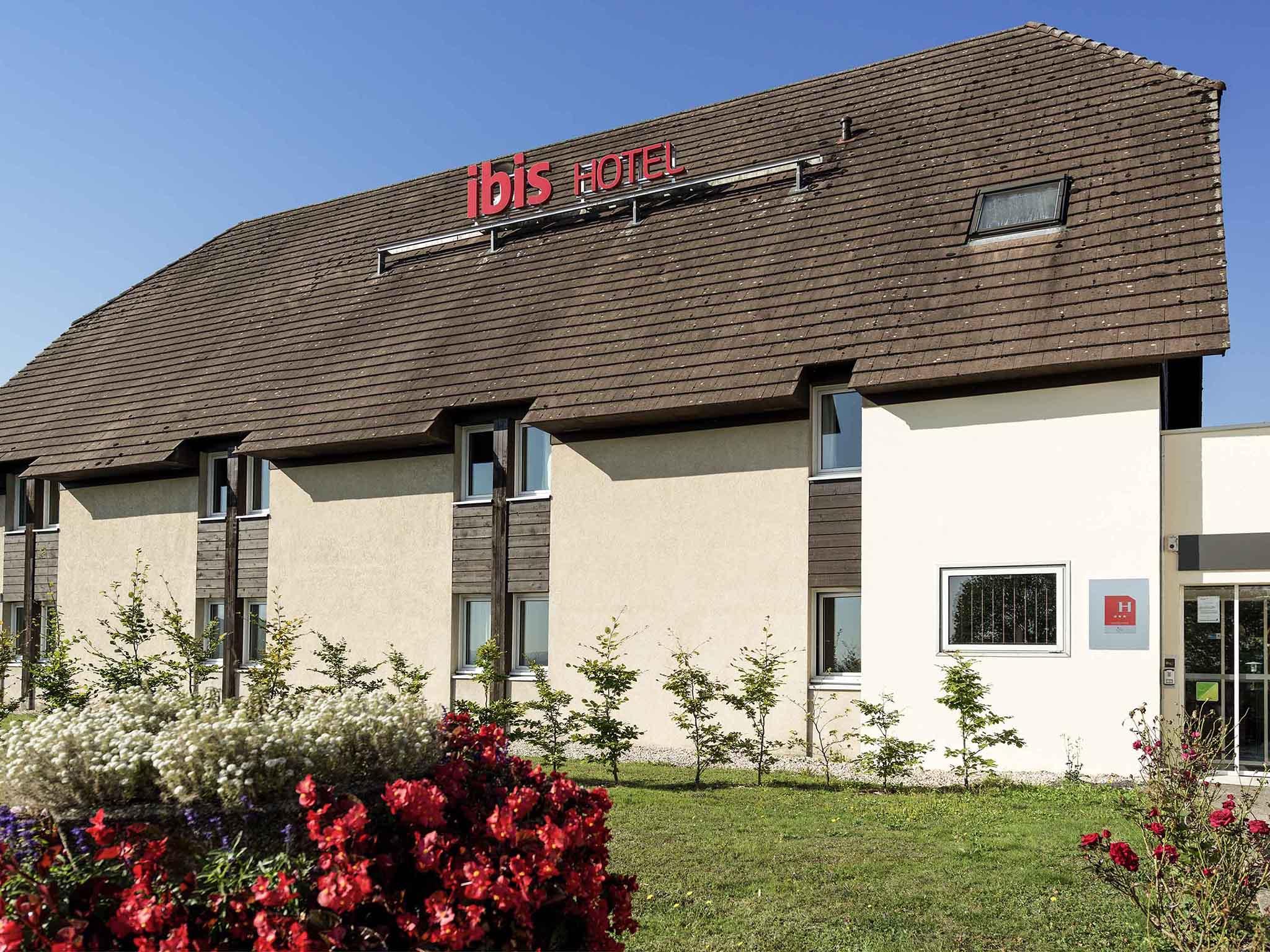 โรงแรม – ibis Besançon Marchaux