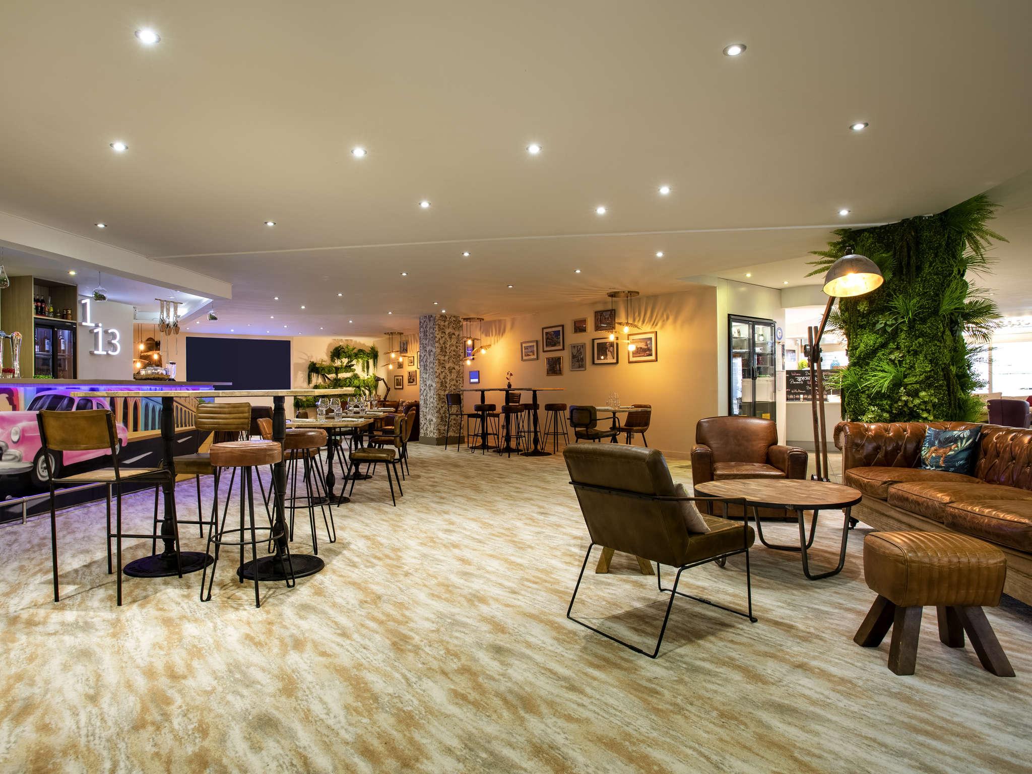 Отель — Mercure Марсель Центр Вье-Порт
