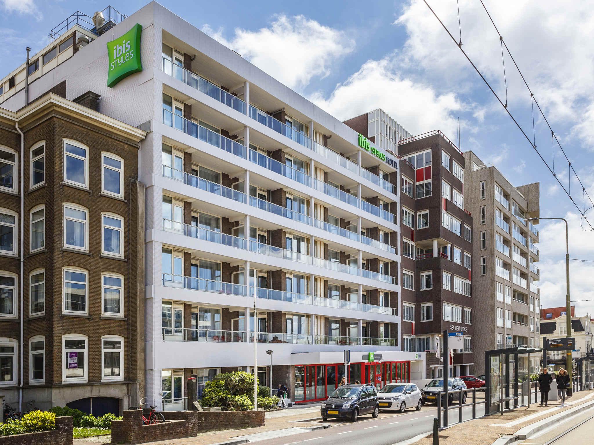 Отель — ibis Den Haag Scheveningen