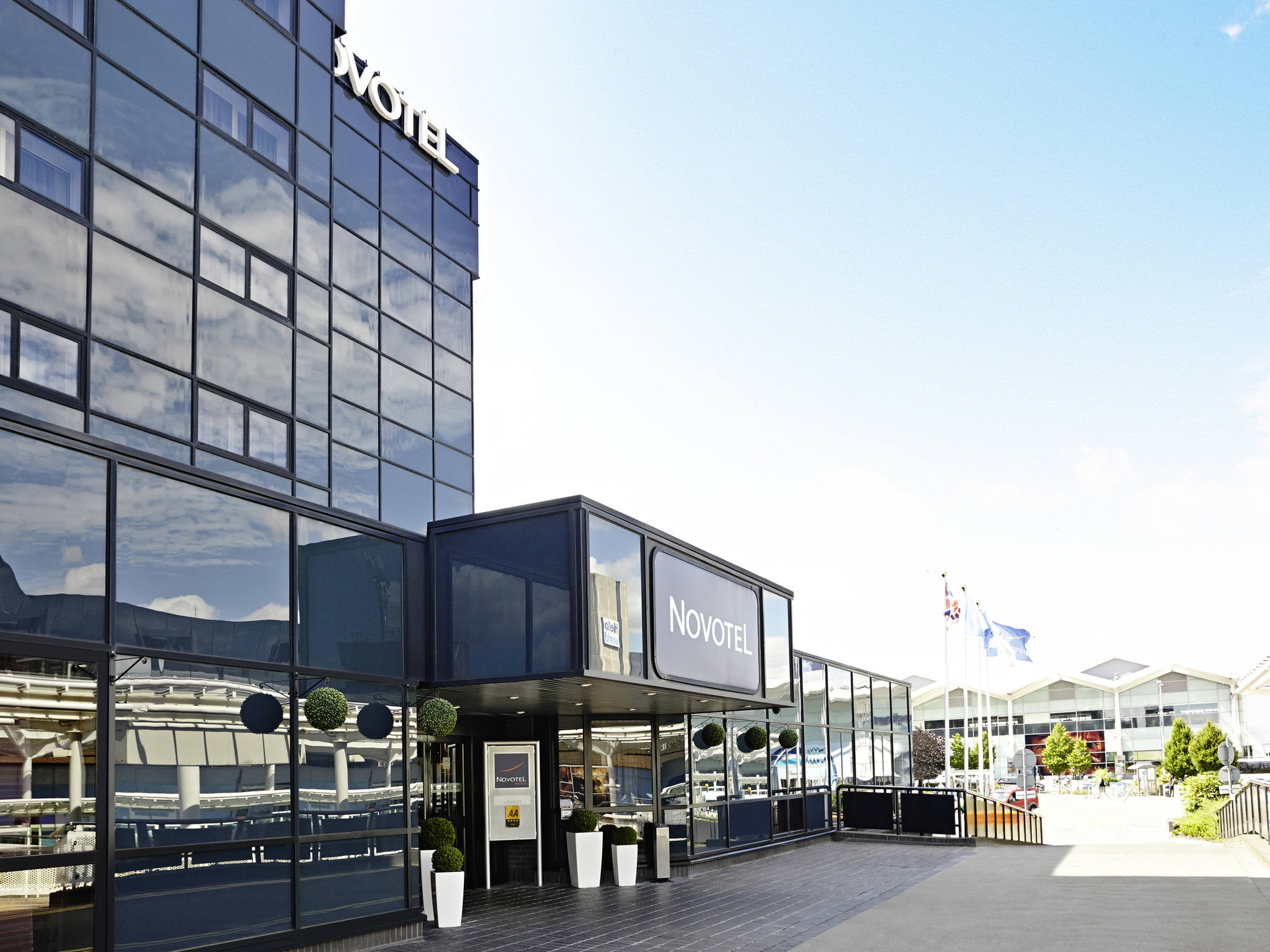 Hôtel - Novotel Birmingham Airport