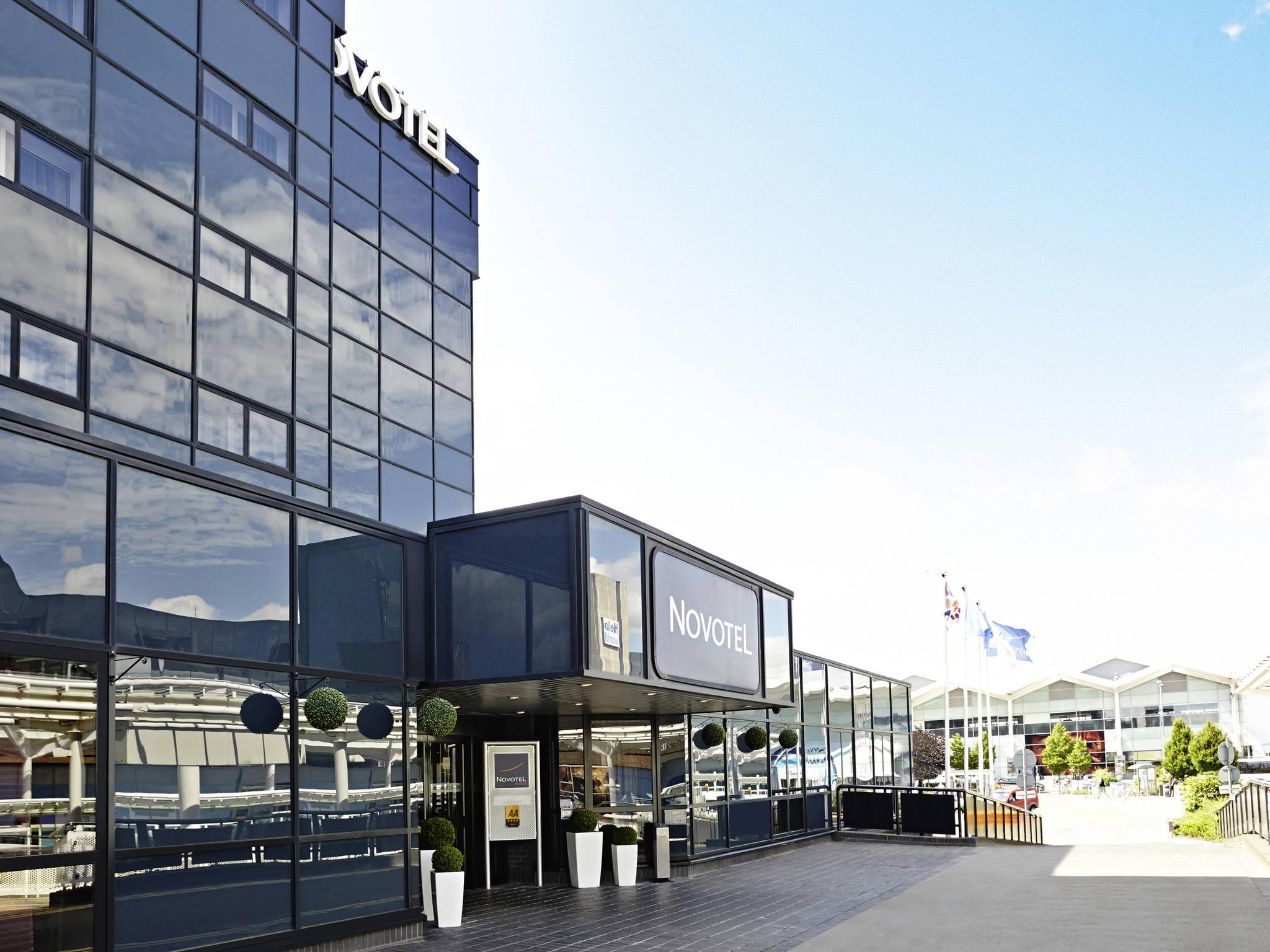 Отель — Novotel Бирмингем Аэропорт