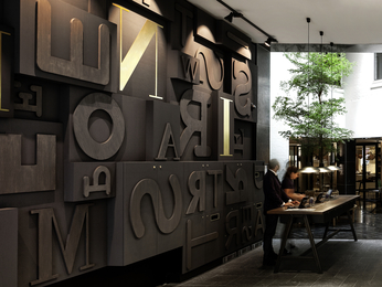 ザコンベントホテルアムステルダム - M ギャラリーコレクション