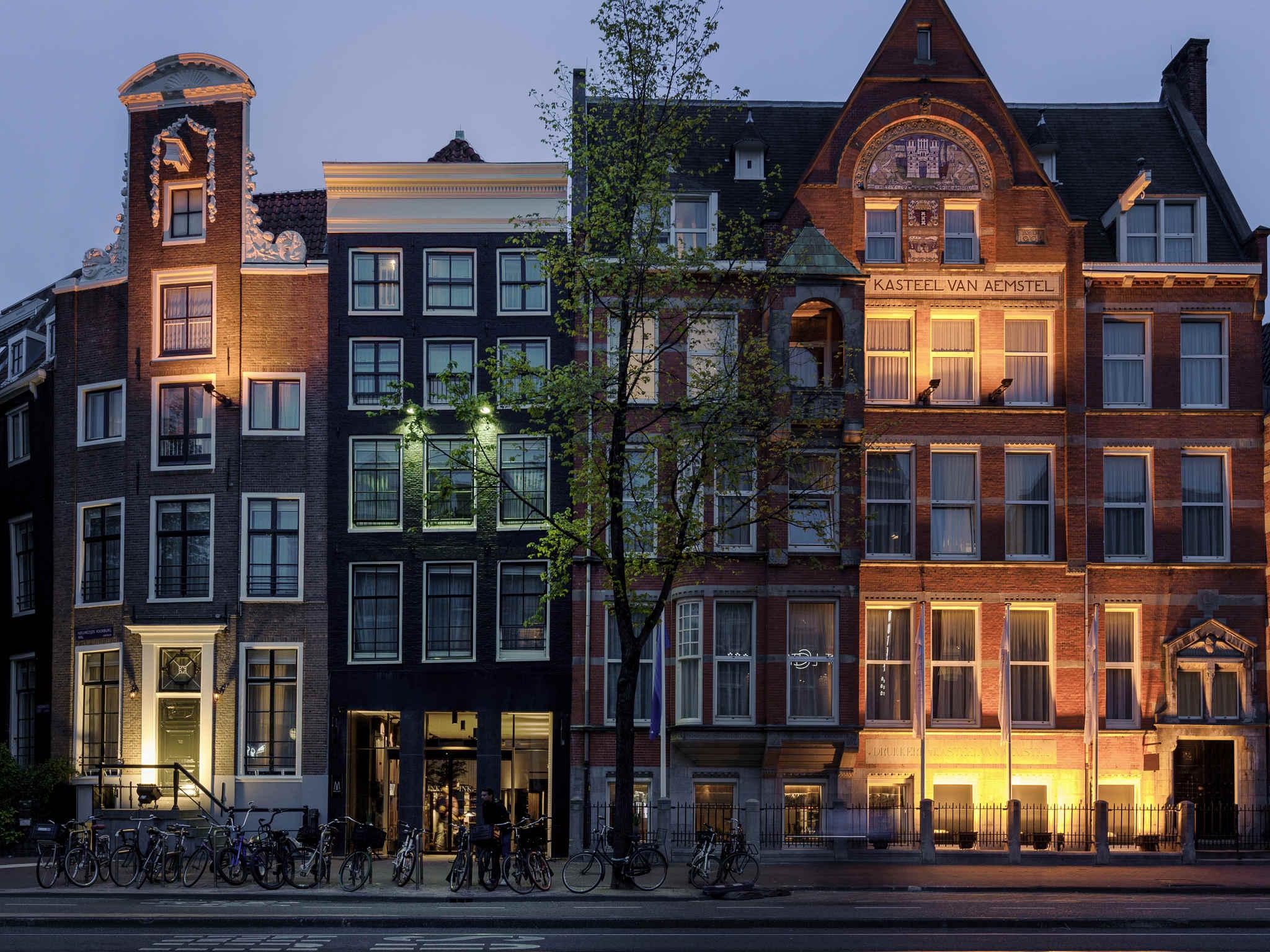 Hotel Ink Amsterdam Mgallery By Sofitel