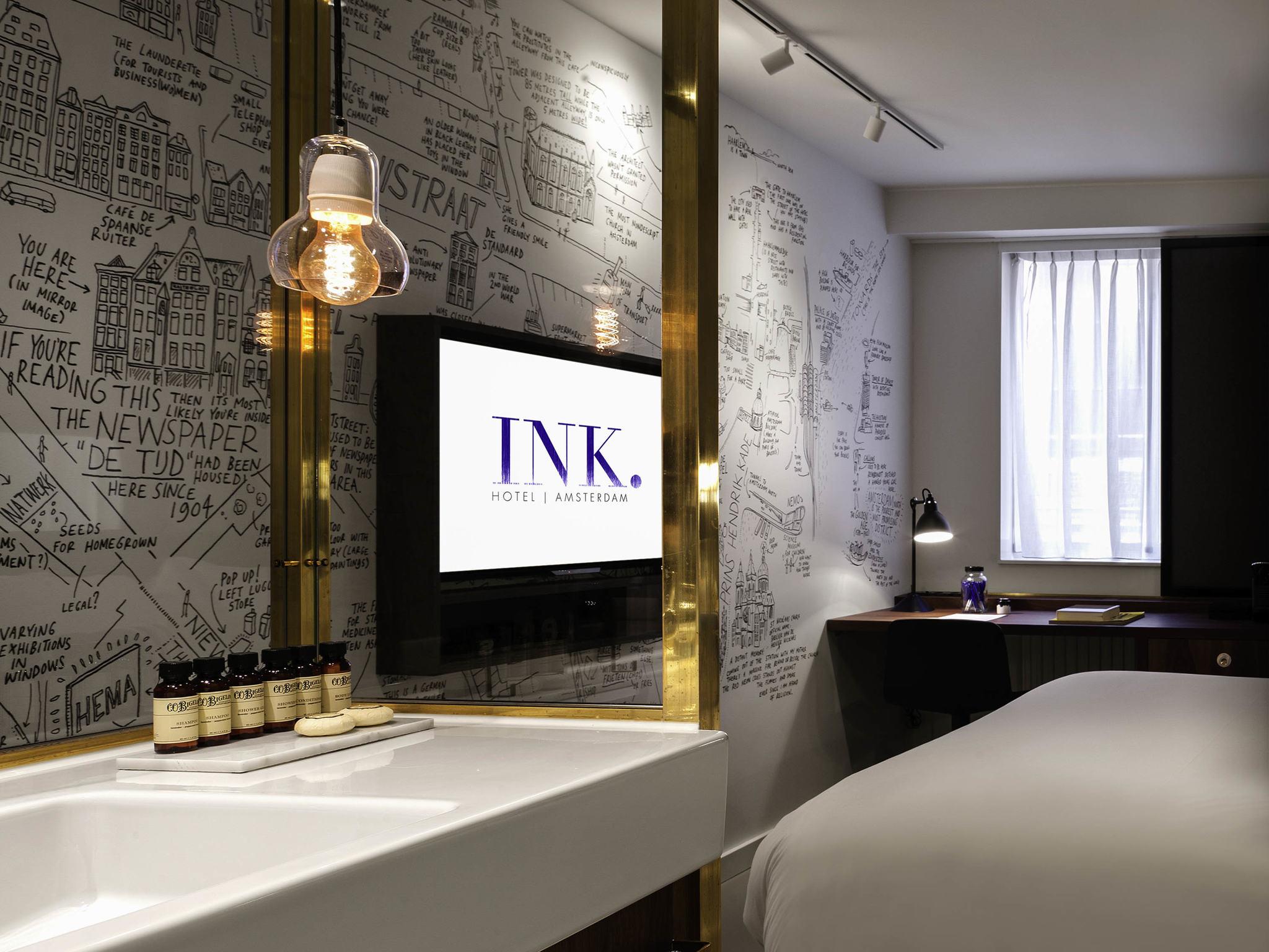 Hotel Nova Kd Comfort Luxury Hotel Amsterdam Ink Hotel Mgallery By Sofitel