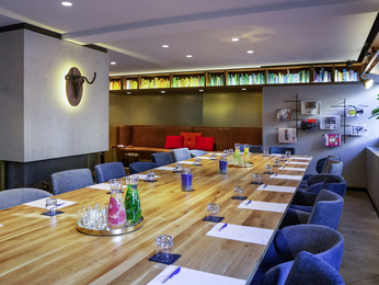 Meetings - INK Hotel Amsterdam MGallery by Sofitel