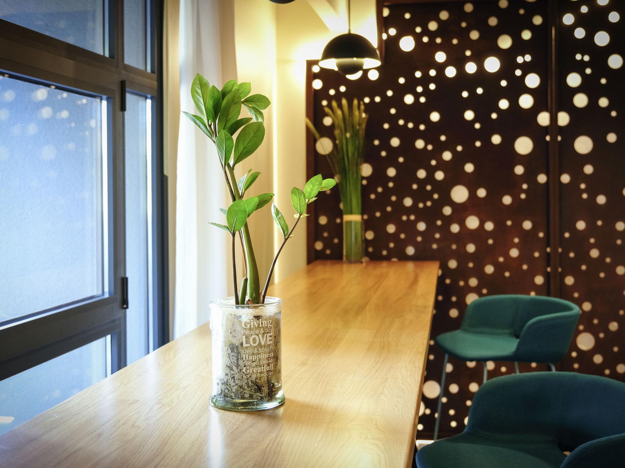 酒店 – 佩皮尼昂中心美居酒店