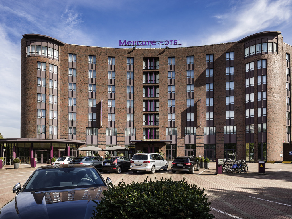 4 Star Hotel Hamburg City Mercure Accorhotels
