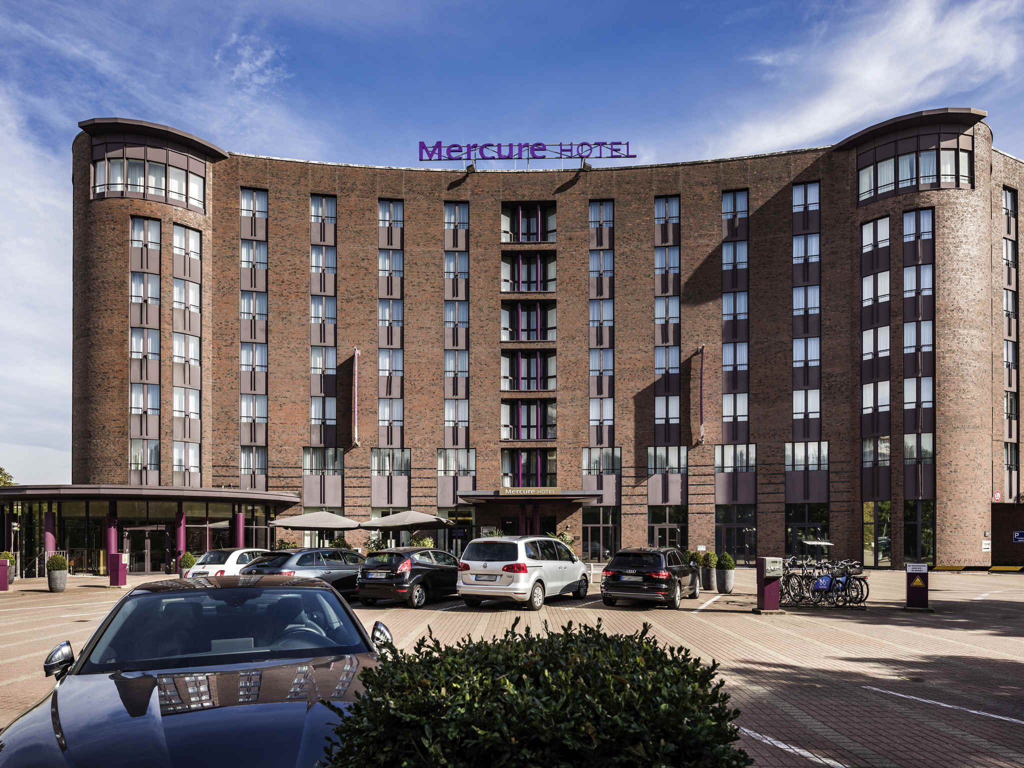 Otel – Mercure Hotel Hamburg City
