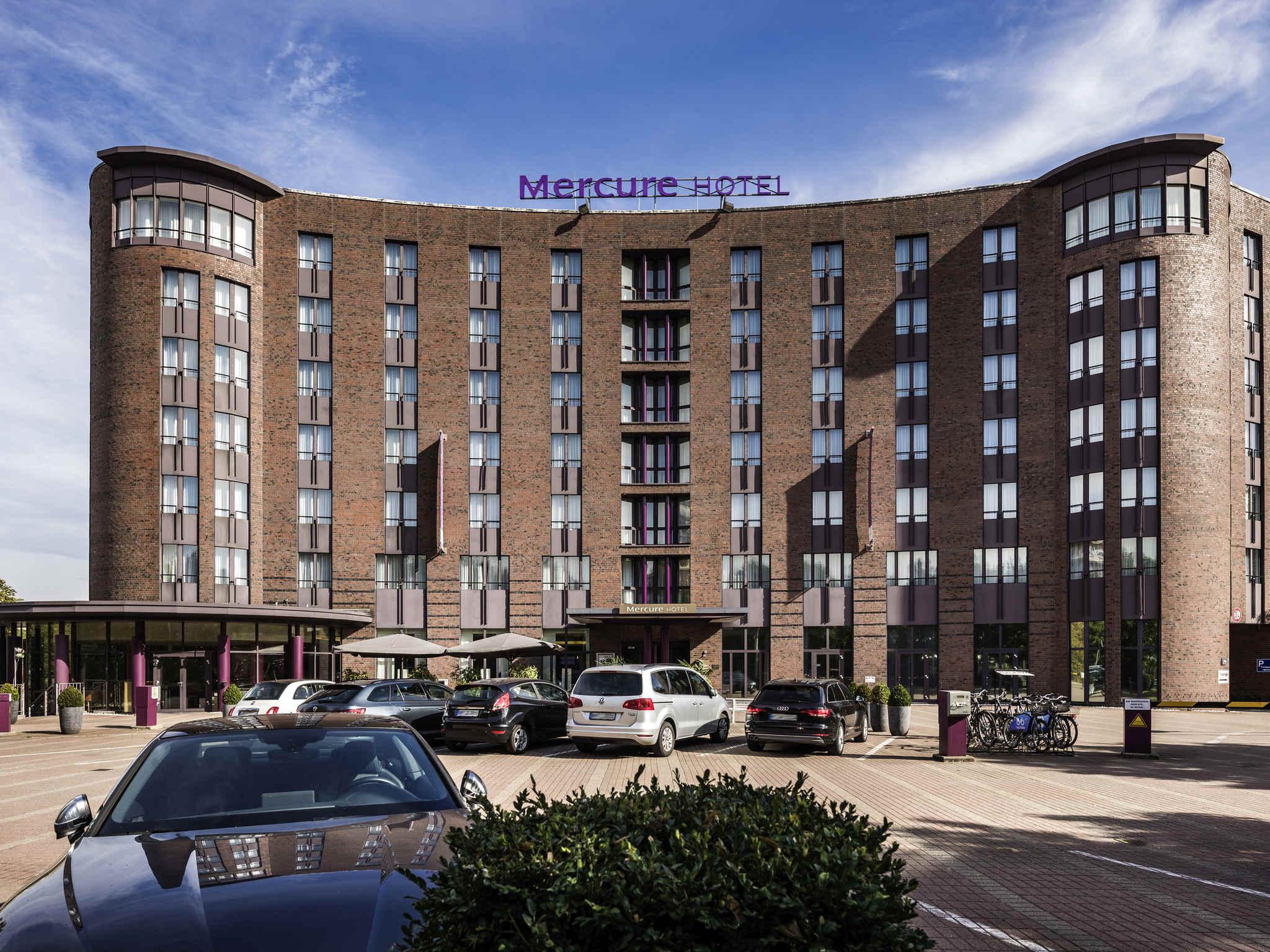 โรงแรม – Mercure Hotel Hamburg City