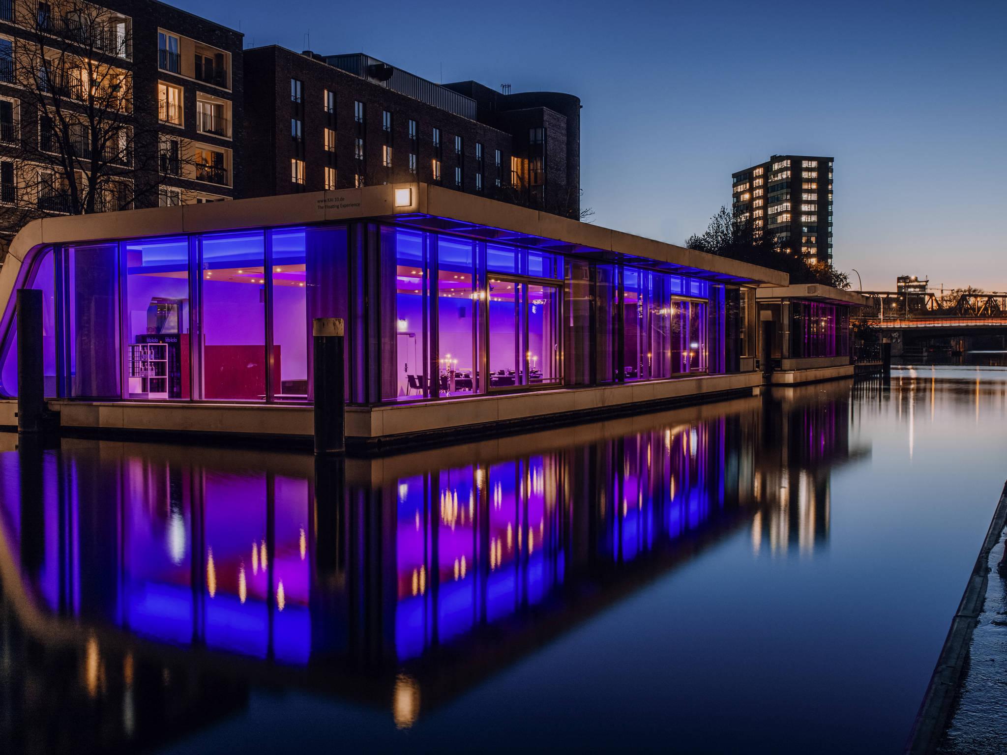 Hotel in Hamburg - Mercure Hotel Hamburg City buchen
