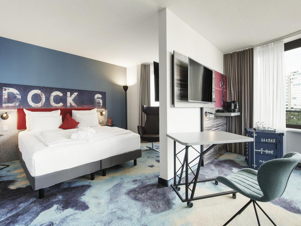 4 Star Hotel Hamburg City Mercure Accorhotels