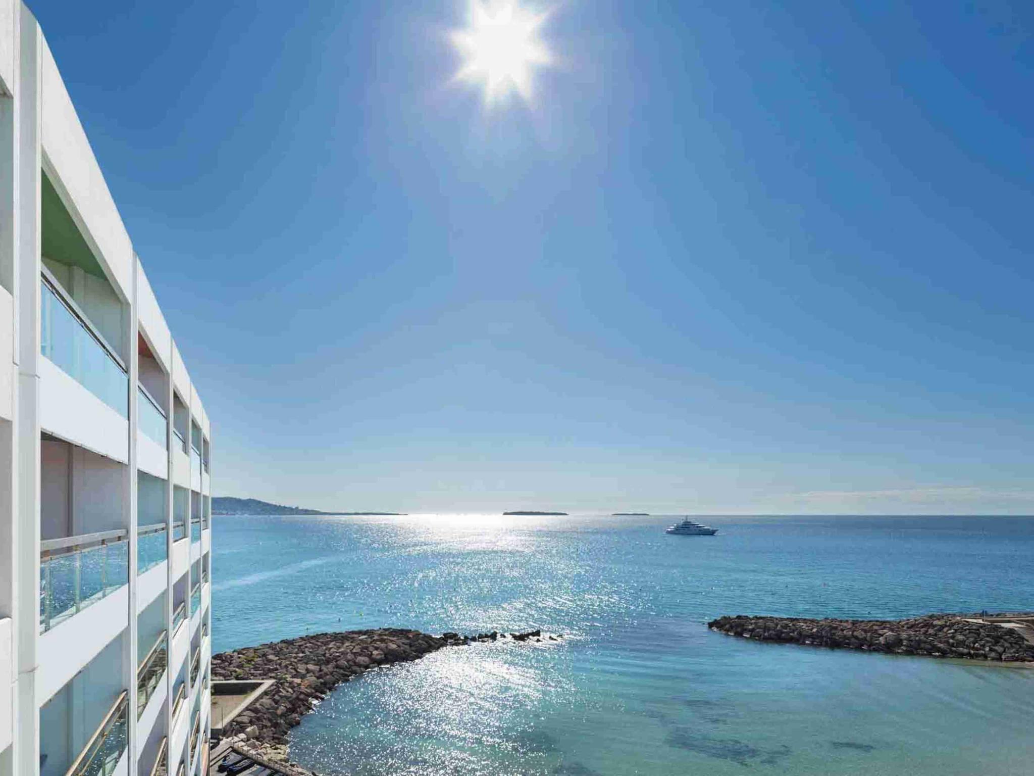 Отель — Pullman Cannes Mandelieu Royal Casino