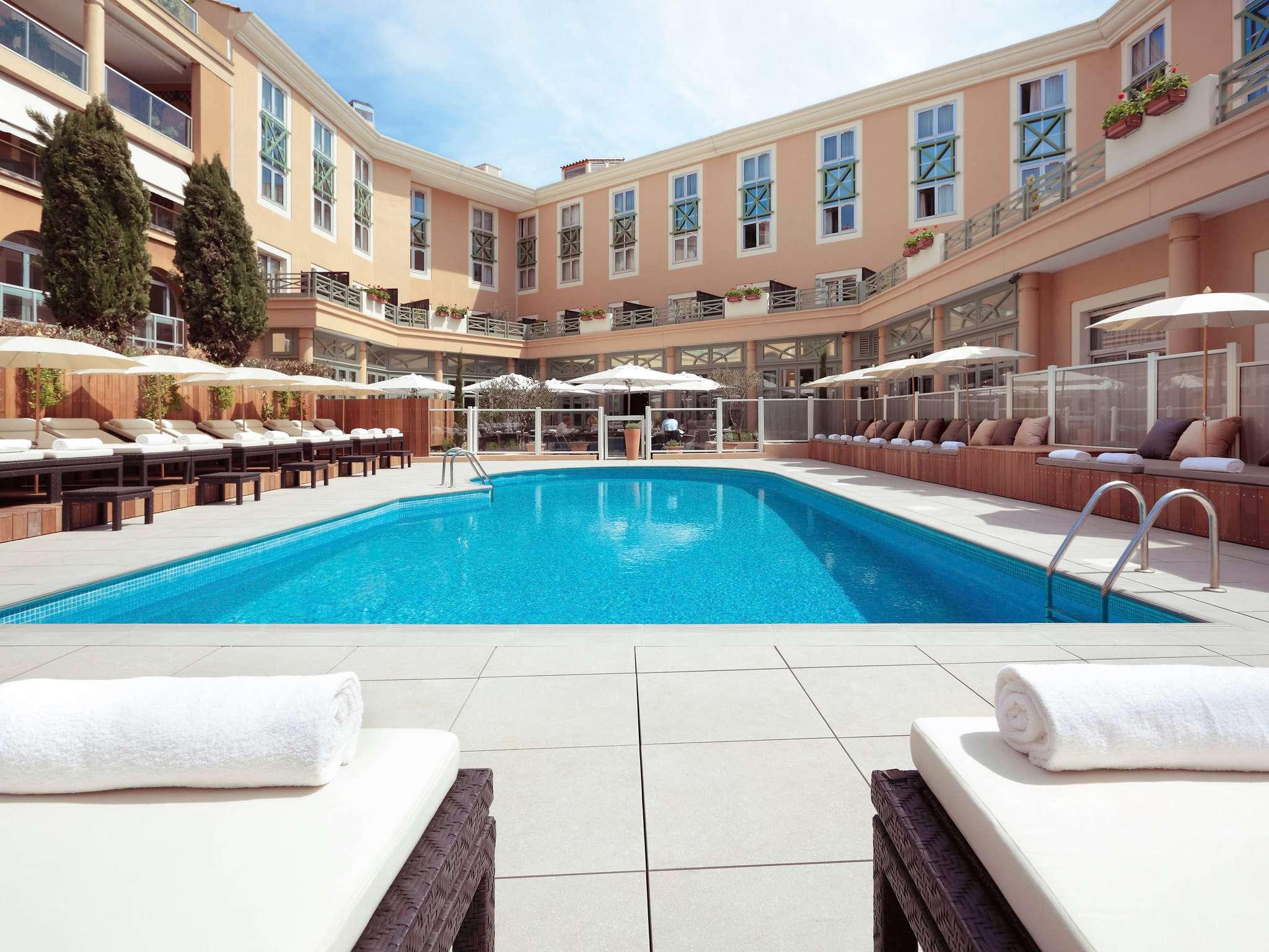 โรงแรม – Grand Hôtel Roi René Aix-en-Provence Centre-MGallery by Sofitel