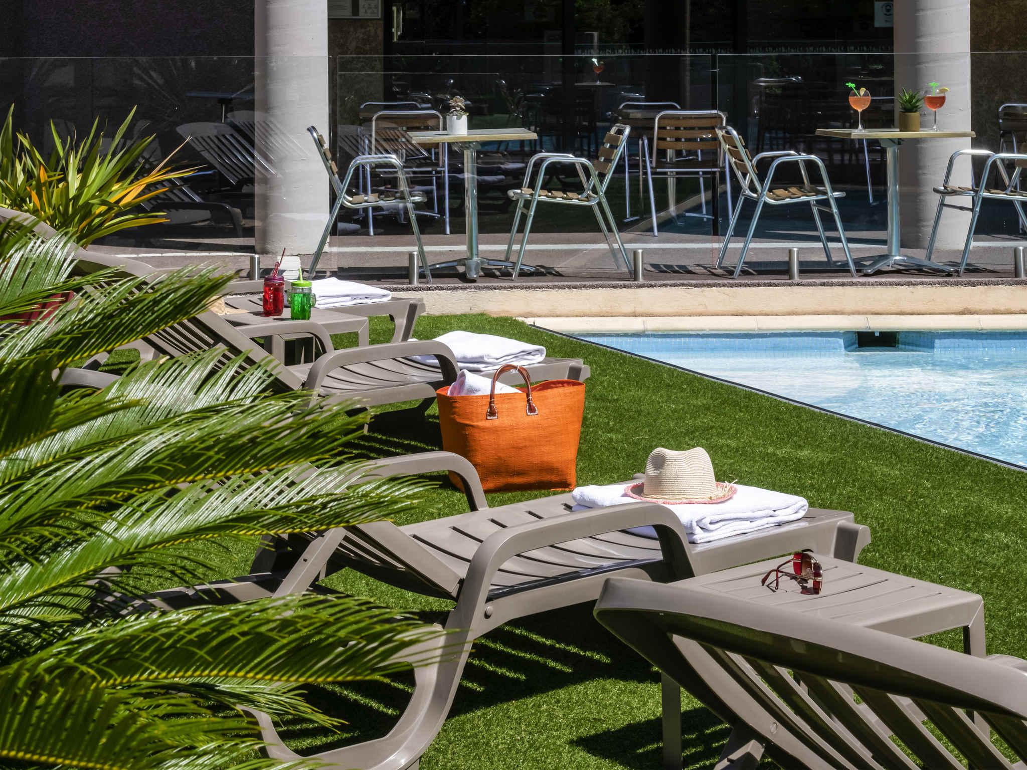 โรงแรม – ibis Hyères Centre