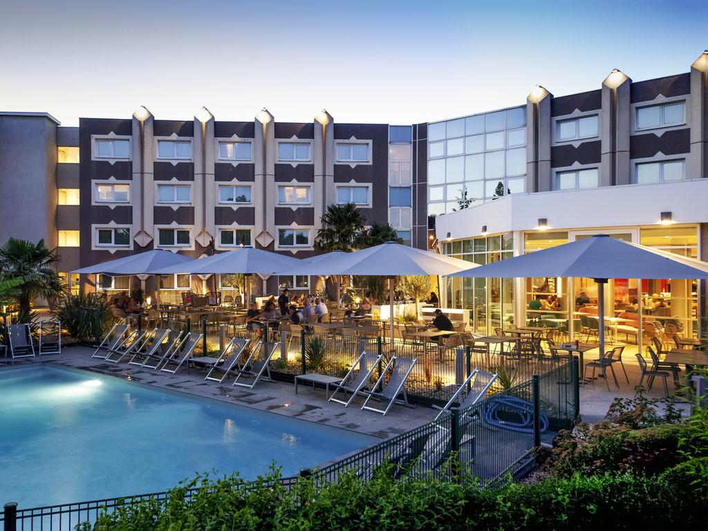 Hotel clermont ferrand novotel clermont ferrand - Aquilus piscine clermont ferrand ...