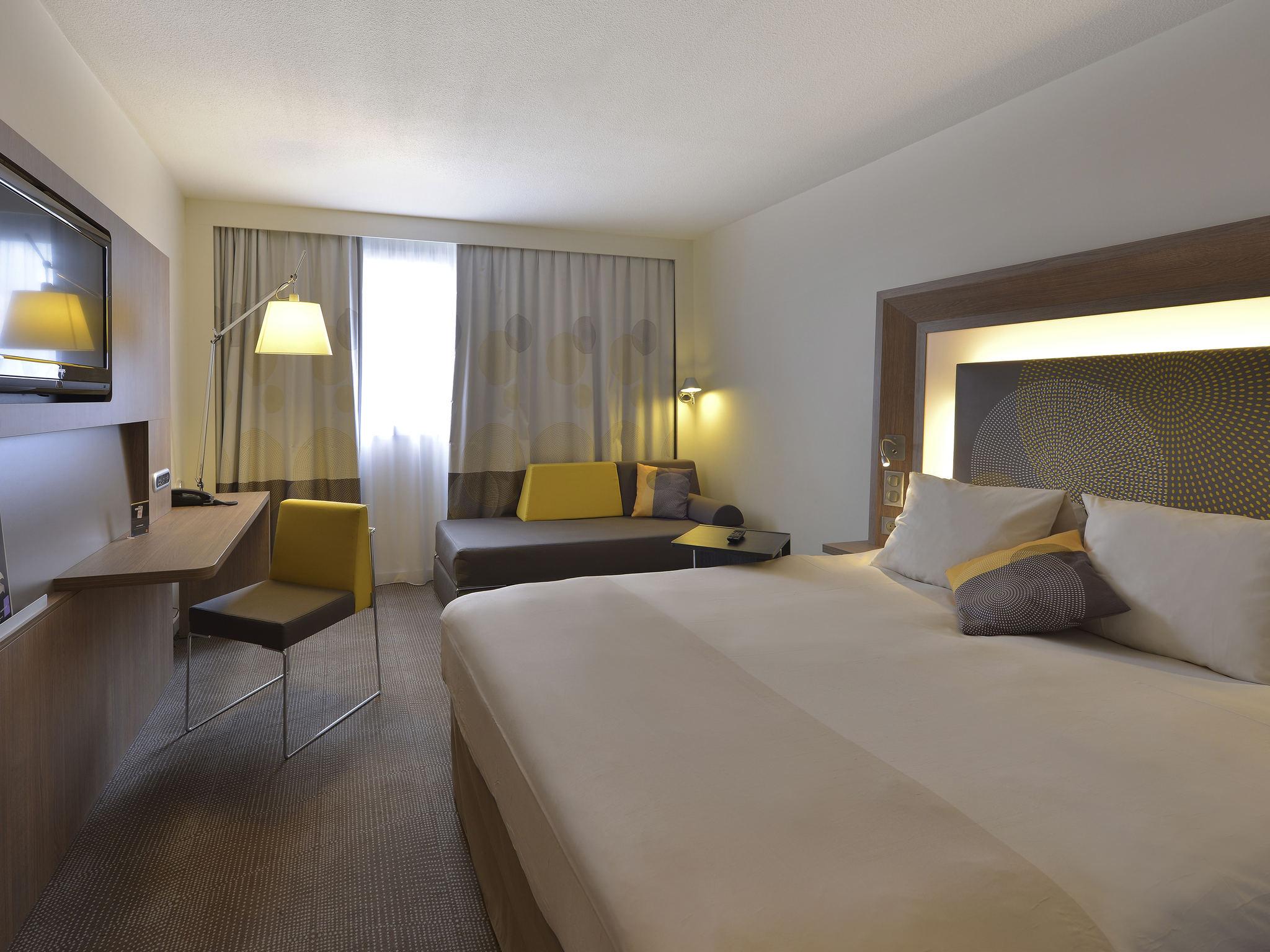 Hotel In Clermont Ferrand Novotel Clermont Ferrand