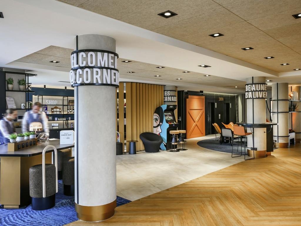 Hotel beaune novotel beaune for Hotels beaune