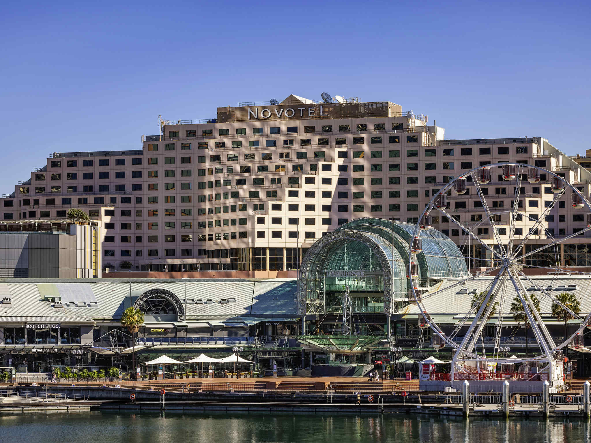 Novotel Sydney On Darling Harbour Accorhotels