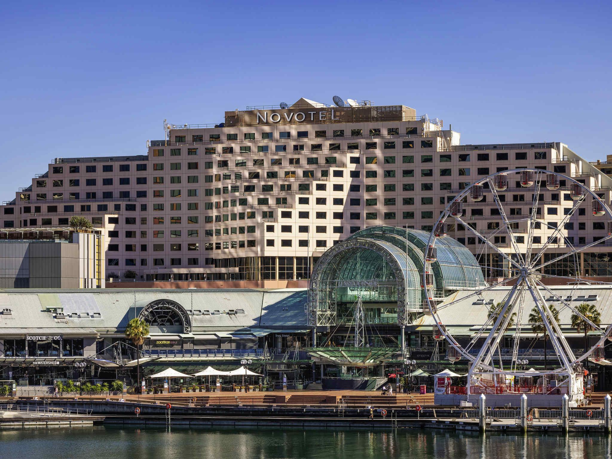 Hotel – Novotel Sydney on Darling Harbour