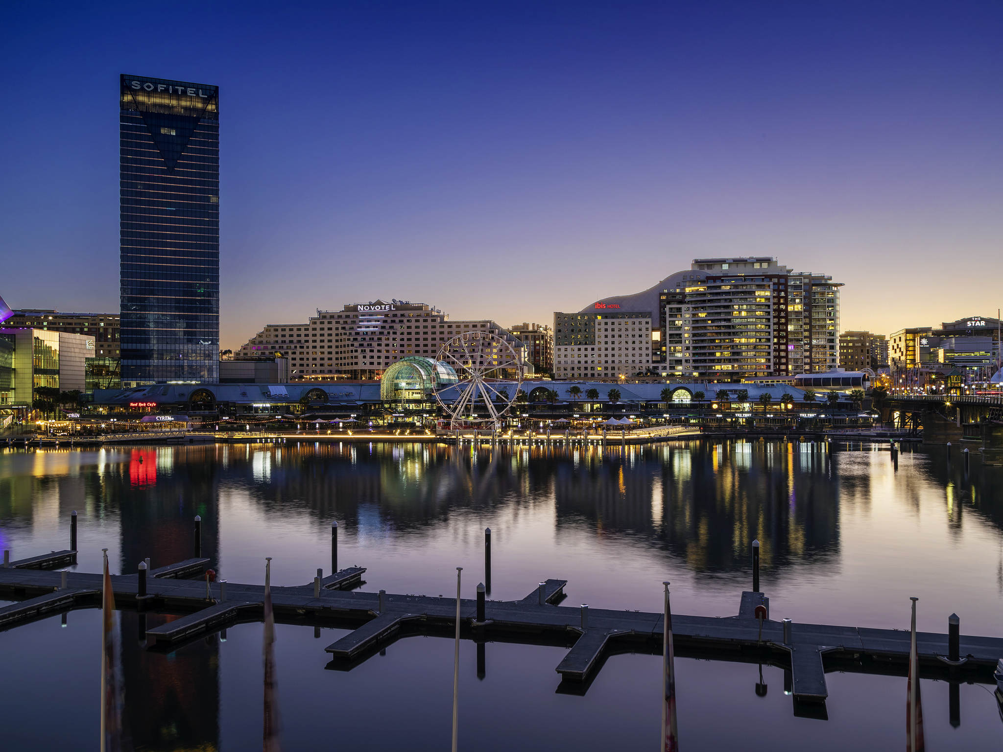Novotel Sydney Darling Harbour Accor Hotels