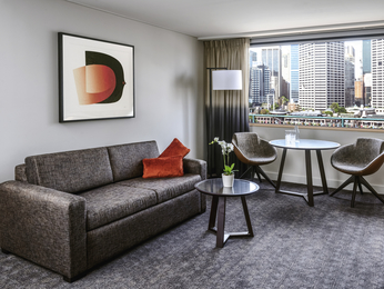 Las habitaciones - Novotel Sydney on Darling Harbour