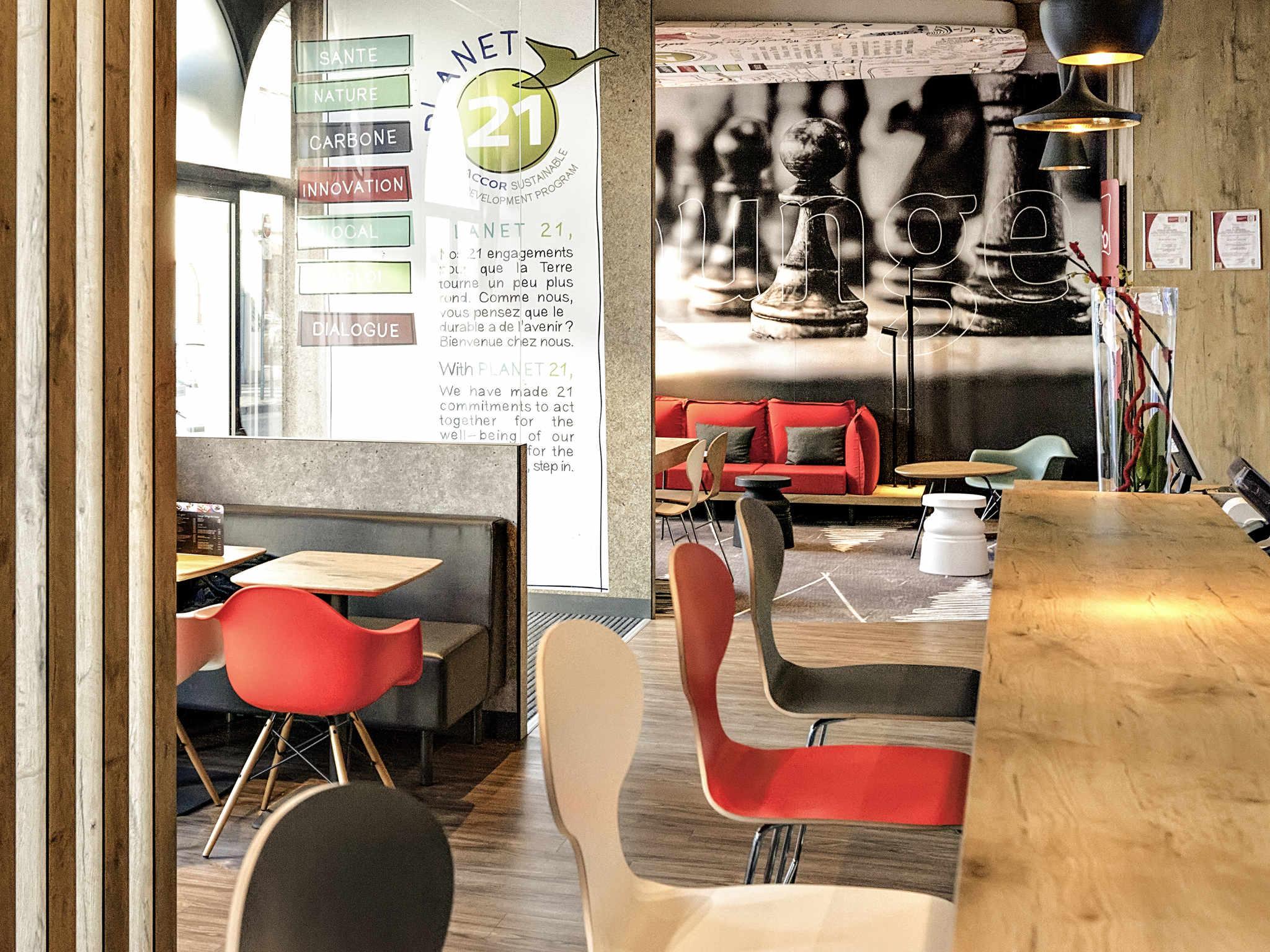 โรงแรม – ibis Agen Centre