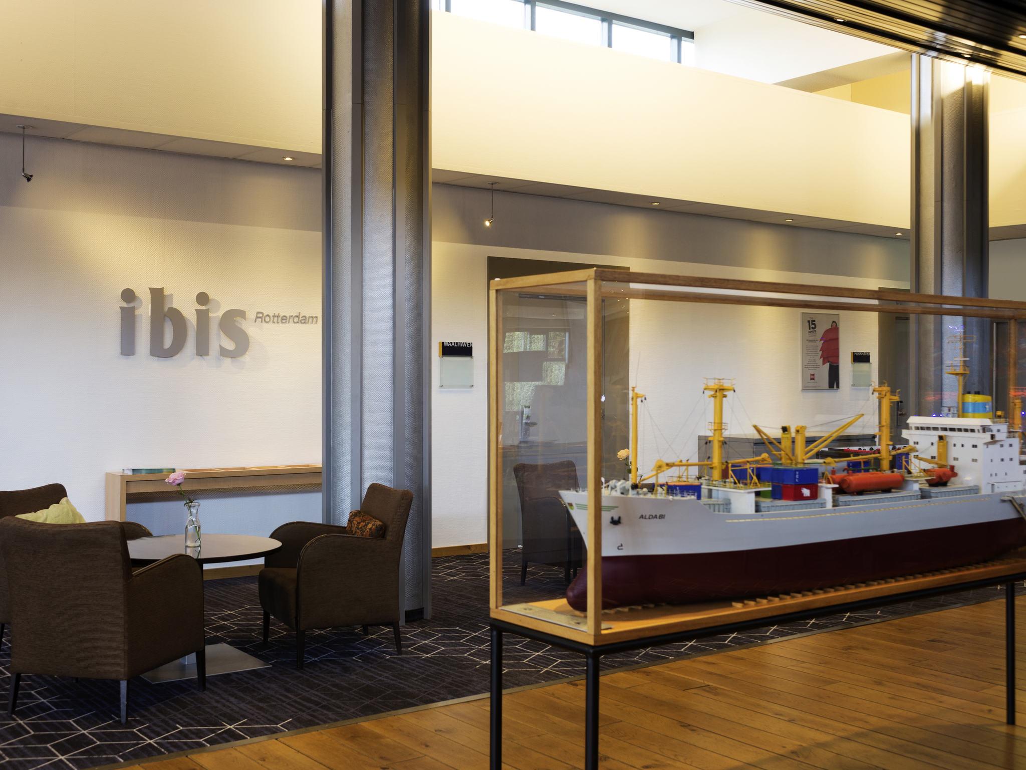 Hotell – ibis Rotterdam Vlaardingen
