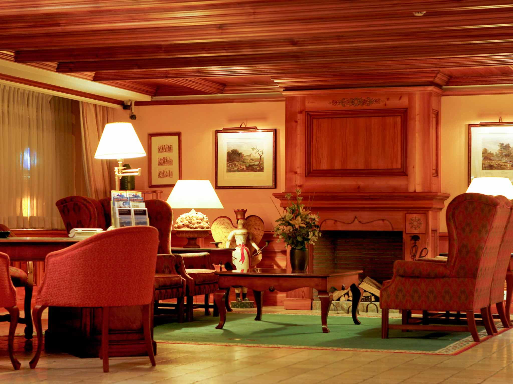 Отель — Отель Континенталь Цюрих - MGallery by Sofitel