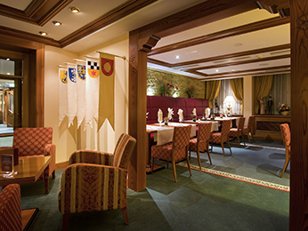 Restaurant - Hotel Continental Zurich  - MGallery Collection
