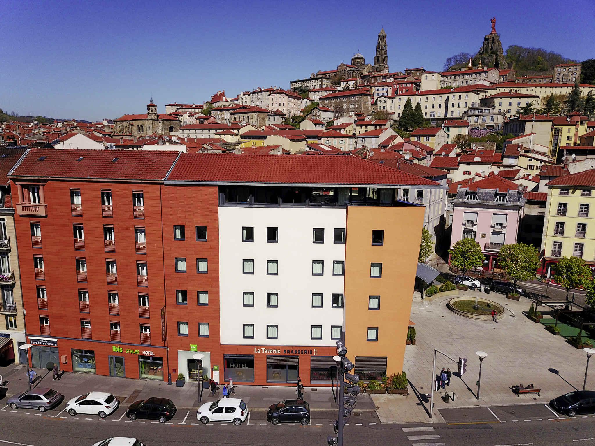 Отель — ibis Styles Le Puy-en-Velay