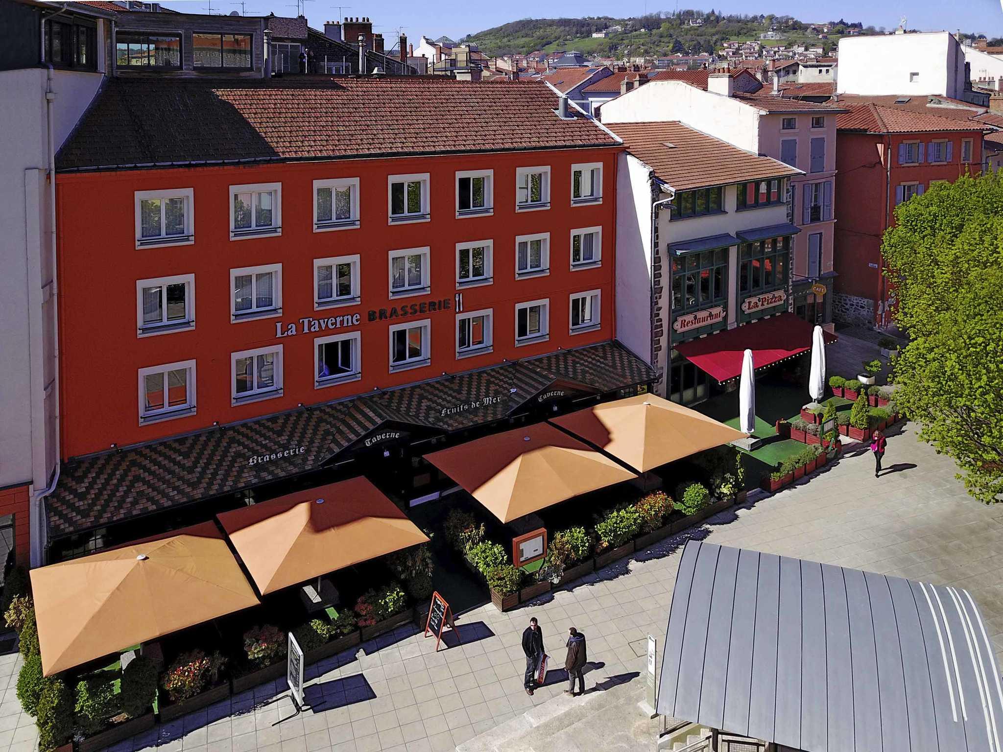 Hotel In Le Puy En Velay Ibis Styles Le Puy En Velay