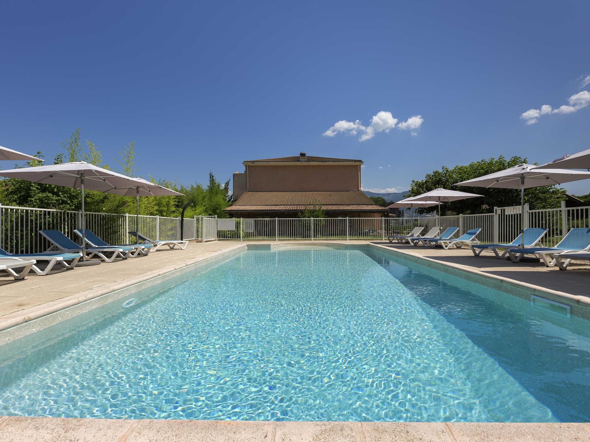 โรงแรม – ibis Sisteron