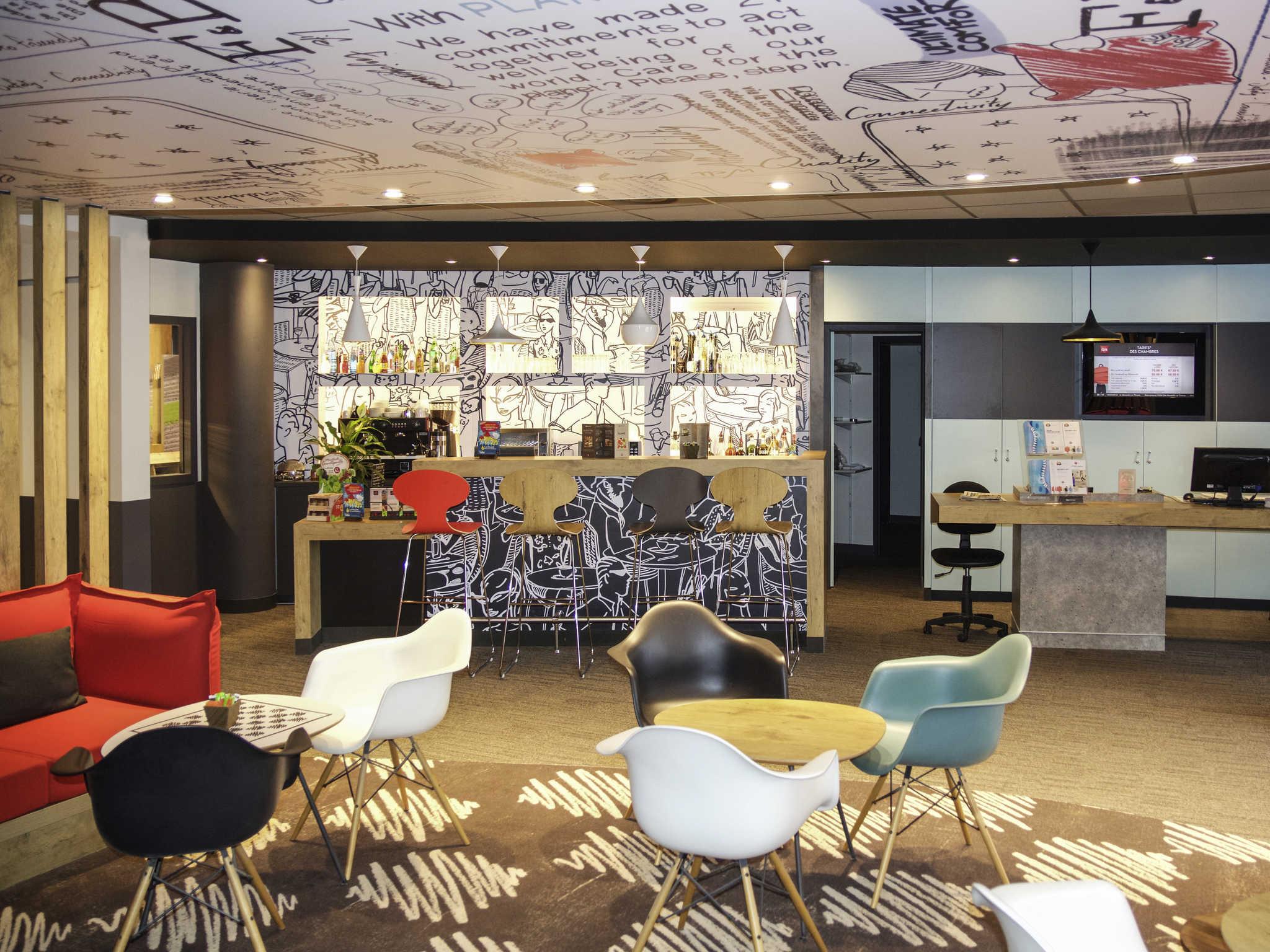 โรงแรม – ibis Marseille Timone