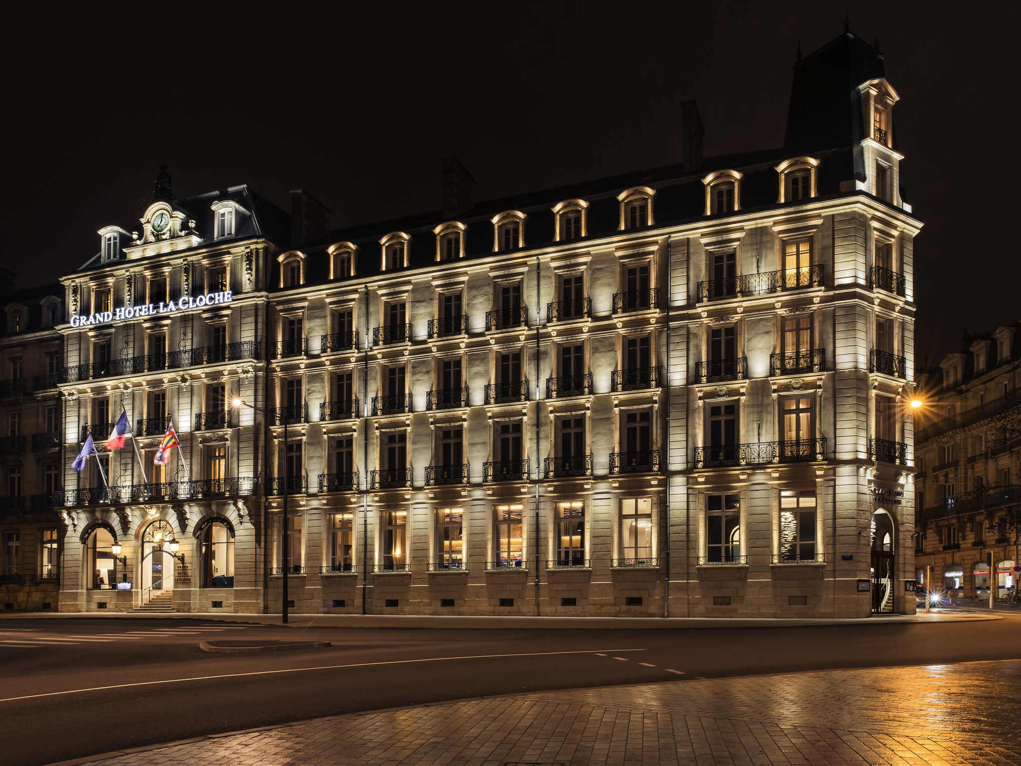 Отель — Гранд Отель Ла Клош Дижон - MGallery by Sofitel