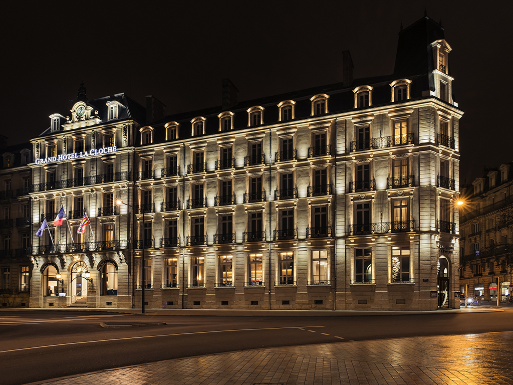 Luxury hotel dijon grand h tel la cloche dijon for Hotels dijon