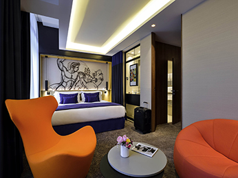 Grand Hôtel La Cloche Dijon - MGallery by Sofitel à DIJON