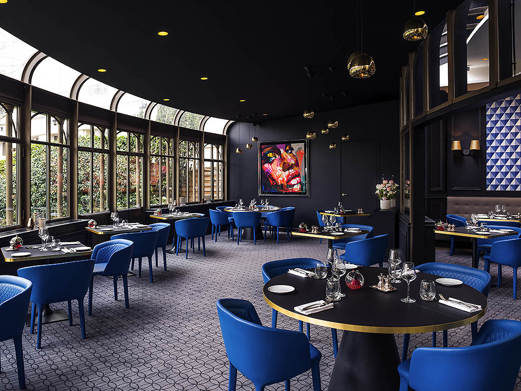 Les jardins by cloche dijon restaurants by accorhotels - Cuisine discount dijon ...
