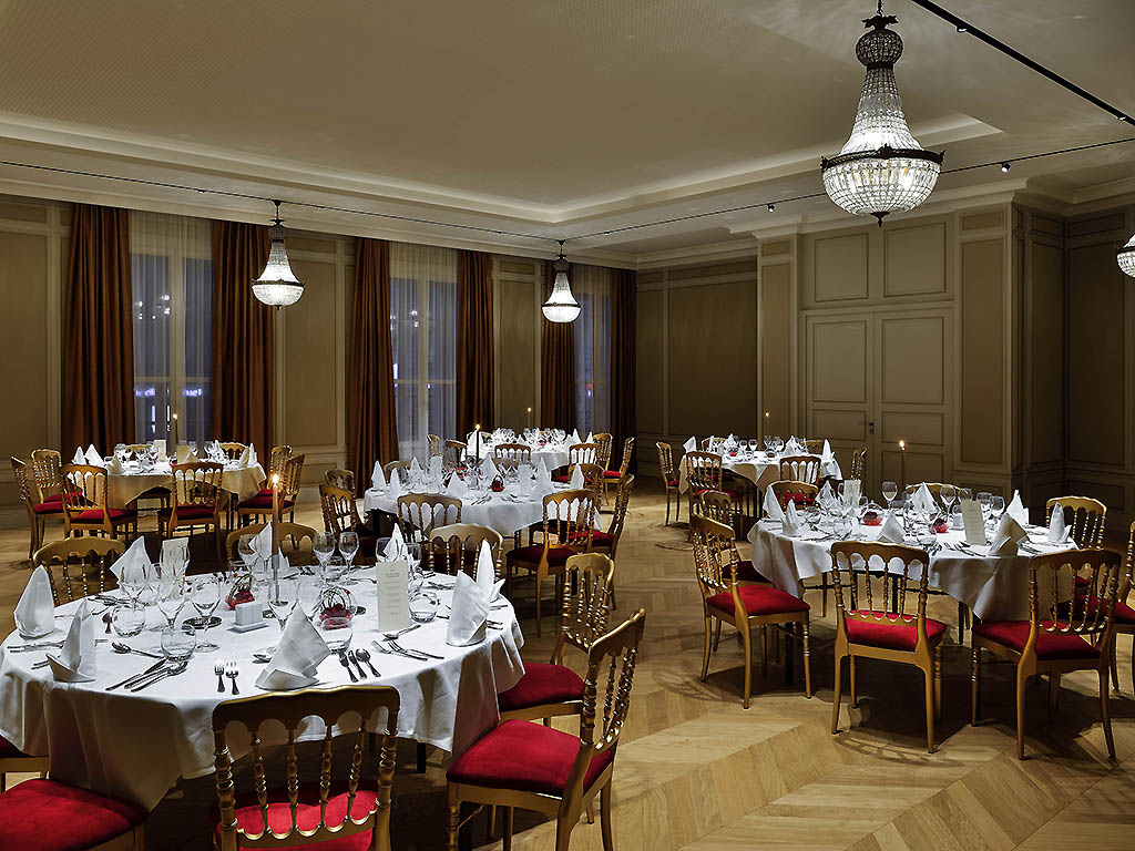 Luxury hotel DIJON – Grand Hôtel La Cloche Dijon - MGallery by Sofitel