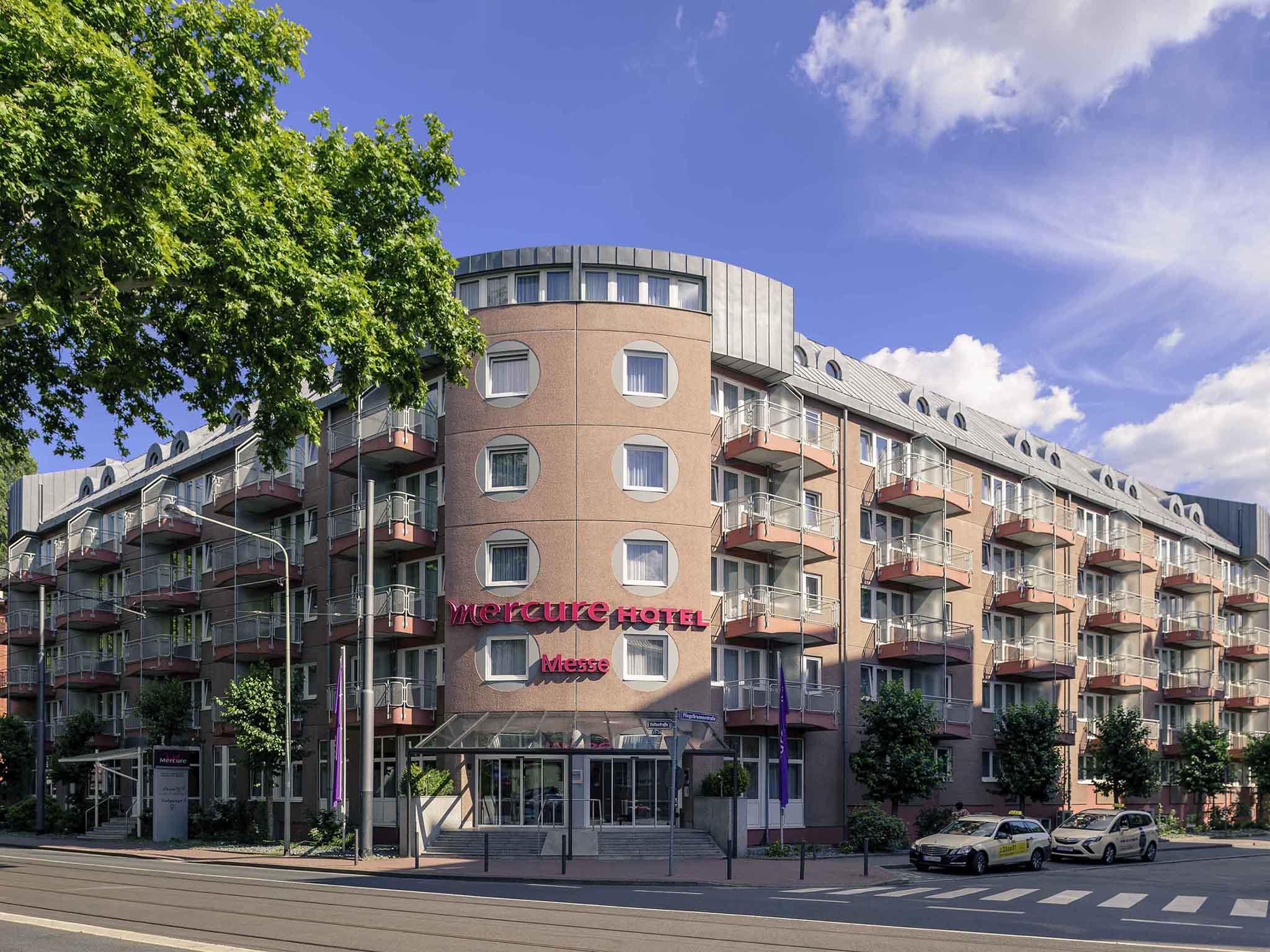 โรงแรม – Mercure Hotel & Residenz Frankfurt Messe