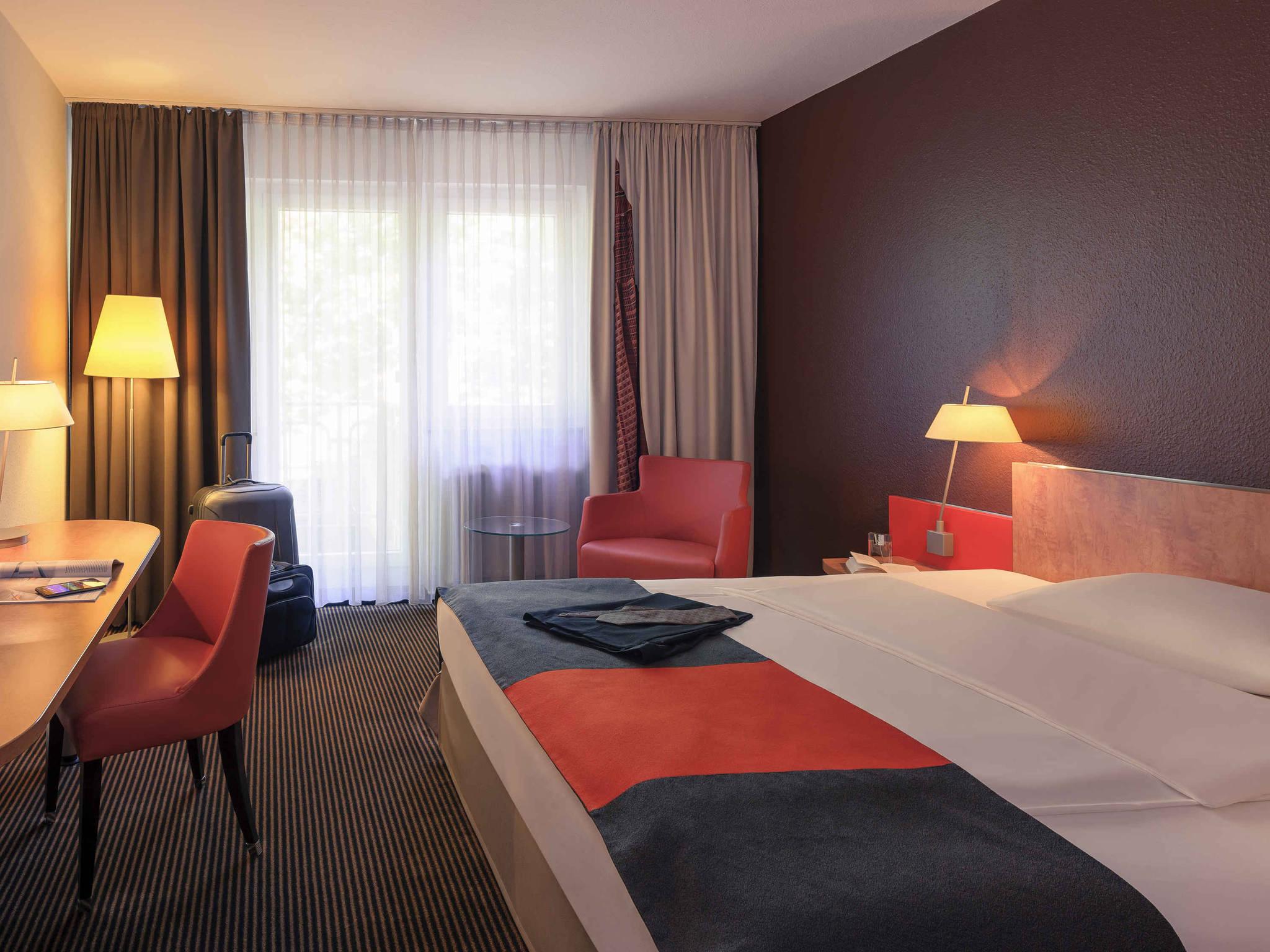 Mercure Hotel & Residenz Frankfurt Messe. Book now!