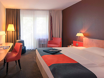 Rooms - Mercure Hotel & Residenz Frankfurt Messe