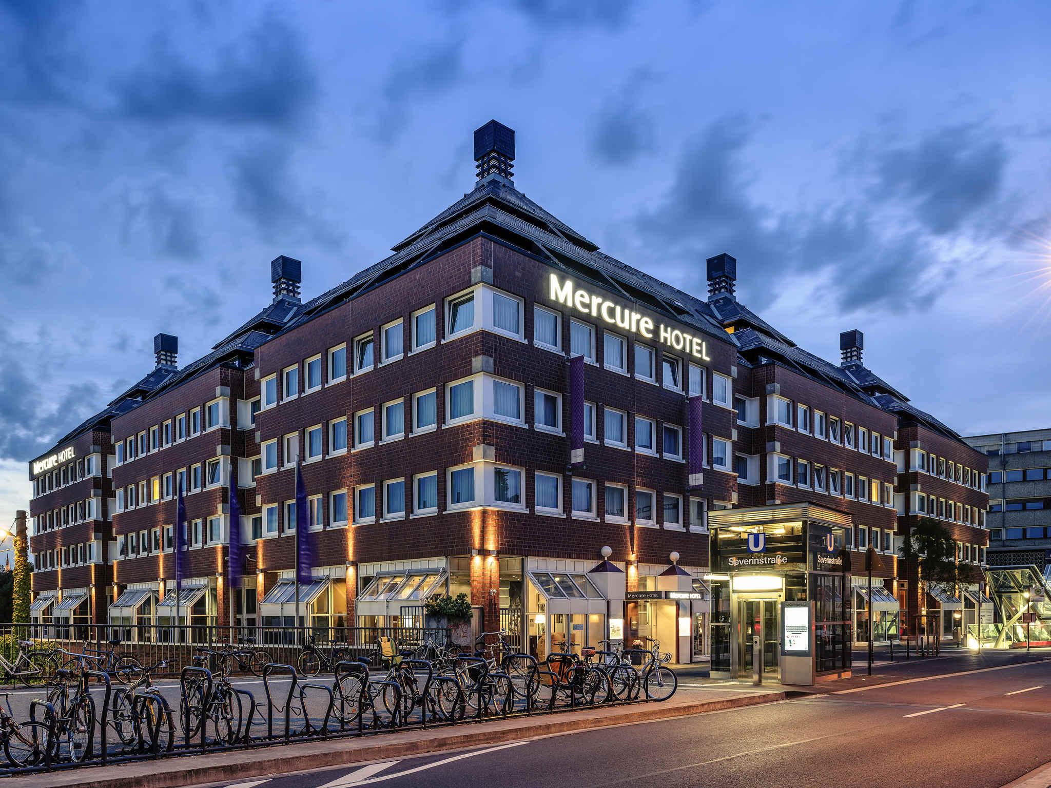 โรงแรม – Mercure Hotel Severinshof Koeln City