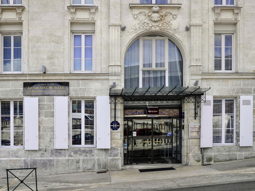 Albergo Mercure Angouleme Hotel de France