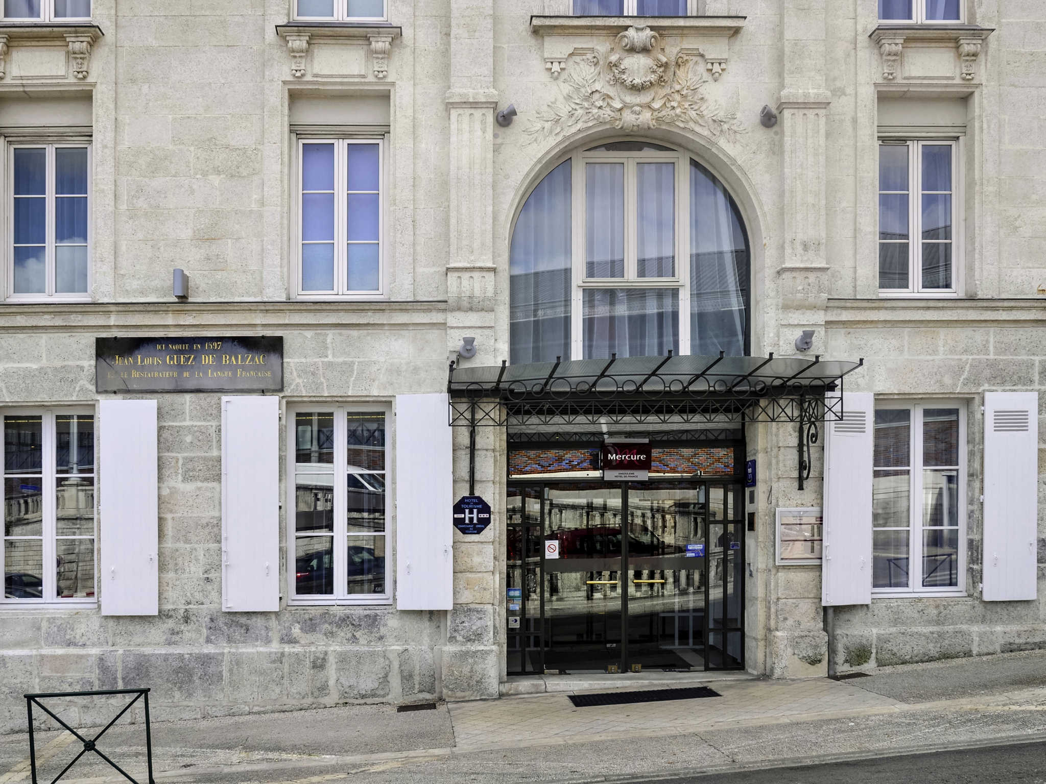 Hotel – Hôtel Mercure Angoulême Hôtel de France