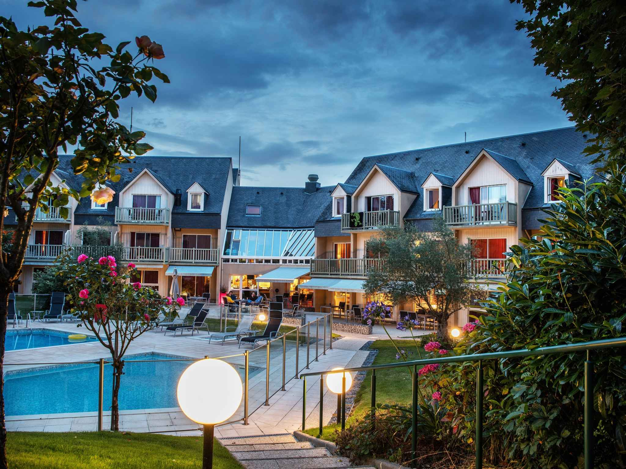 Hotel – Albergo Mercure Omaha Beach