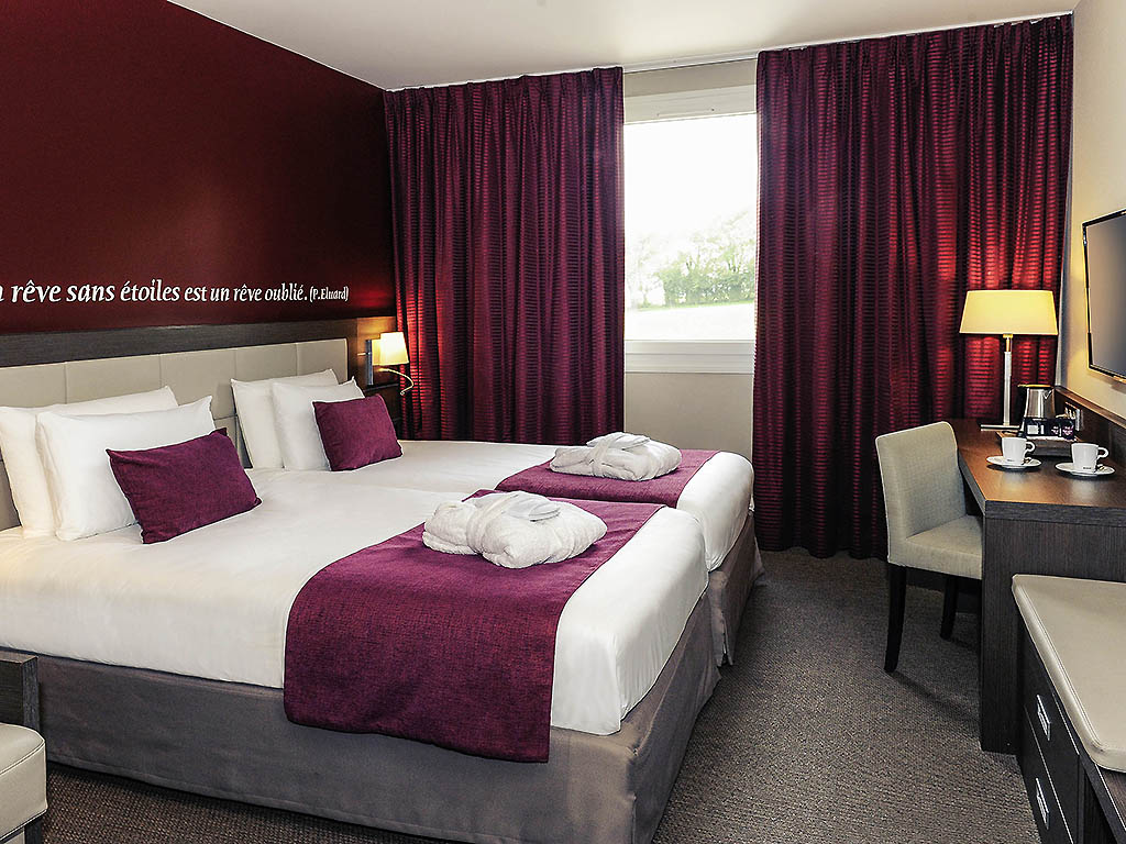Hotel in PORT EN BESSIN - Mercure Omaha Beach Hotel