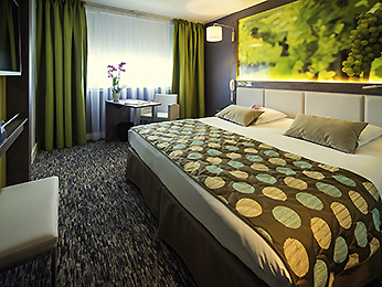 Rooms - Mercure Beaune Centre hotel