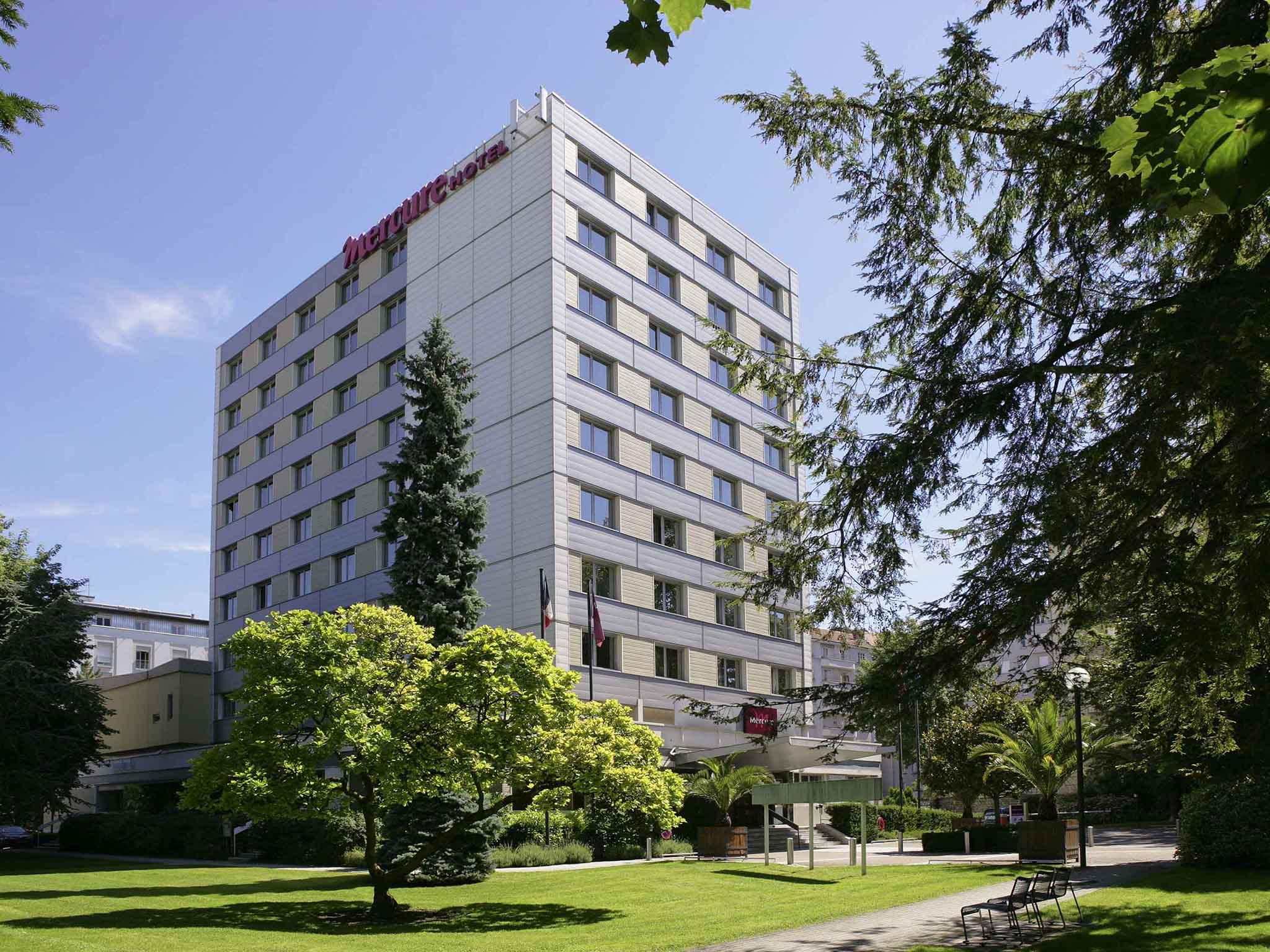 Hotel – Hôtel Mercure Besançon Parc Micaud
